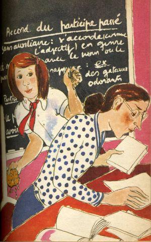 Adieu à Malory School, by Enid BLYTON