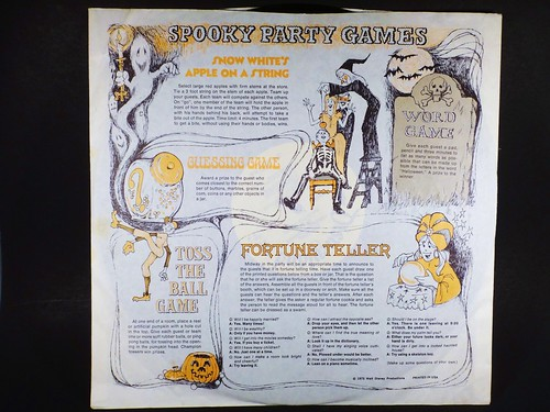 Disney's Thrilling, Chilling Sounds sleeve