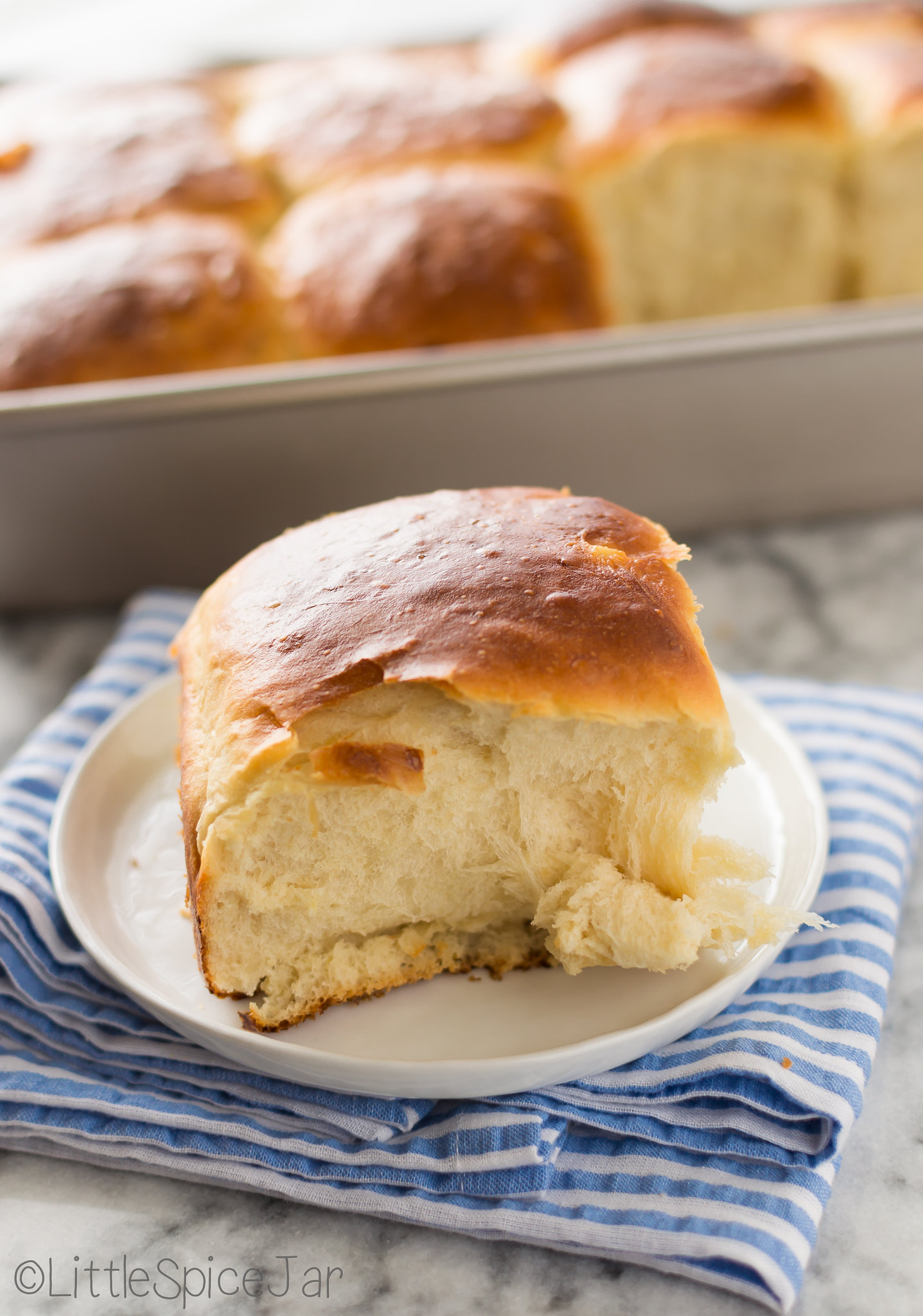 Jumbo Hawaiian Sweet Rolls