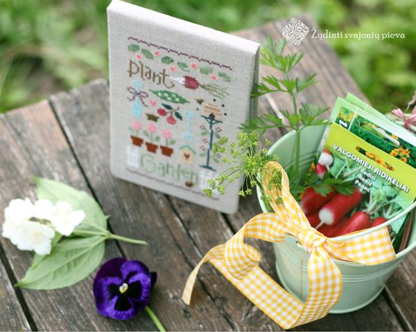 garden sampler