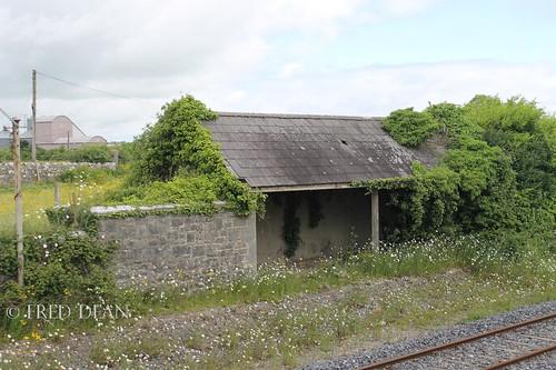 Goold's Cross Station.