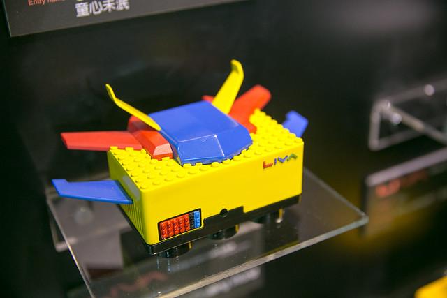 2014 COMPUTEX 有趣玩意 – ECS 精英 LIVA 迷你電腦組合! @3C 達人廖阿輝