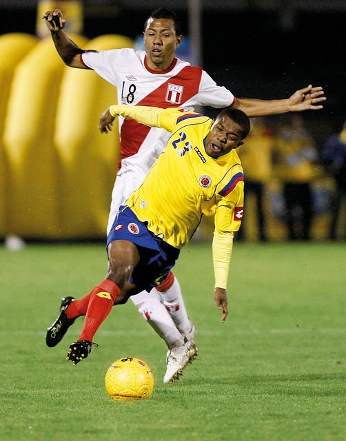 COLOMBIA-F?TBOL/AMISTOSO