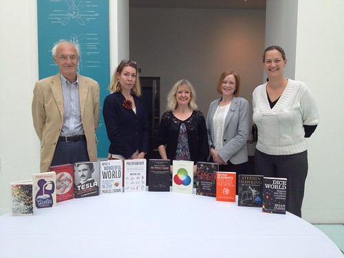 Royal Society Winton Prize for Science Books 2014 Longlist announced
