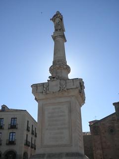Monumento a las Grandezas de Ávila