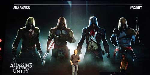 Assassin's Creed Unity Modes