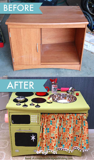 DIY Play Kitchen How-To