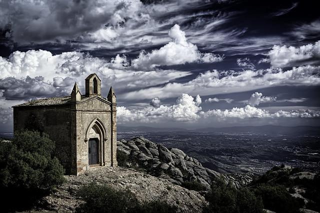 Ermita de Sant Joan - Montserrat