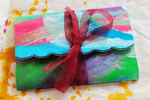 Olivia's Roben-Marie Smith inspired journal