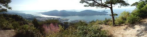 Mt. Kyogoya panorama view