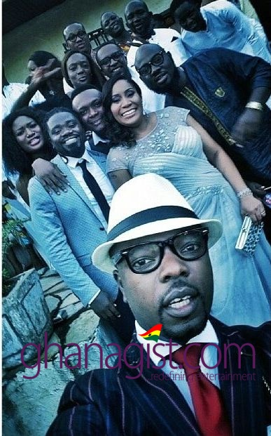 Captain Planet of 4X4 marries former Vodafone Ghana Marketing Officer, Uche Ofodile