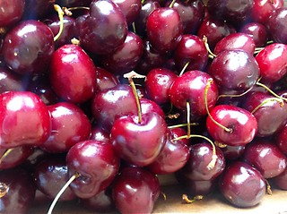 Lots of cherries, take two