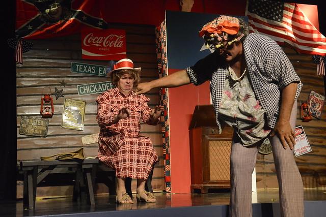 2014 TheatreFest! -- Red, White & Tuna -- June 27, 2014