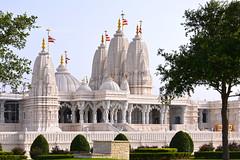 BAPS Shri Swaminarayan Mandi  Stafford  TX