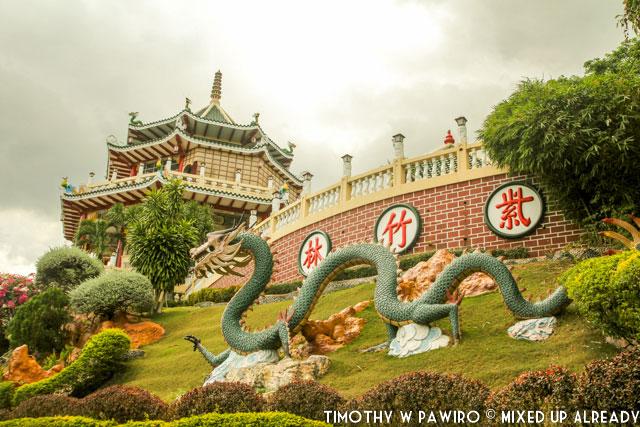 Asia - Philippines - Cebu - Taoist temple (3)
