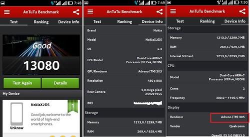 So sánh NOKIA X2 và Zenfone 4.5 cùng phân khúc giá - 26422