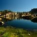 Granite Lake by Tom Hilton