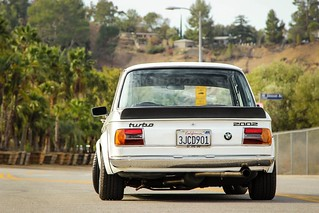 BMW 2002 M20 Turbo