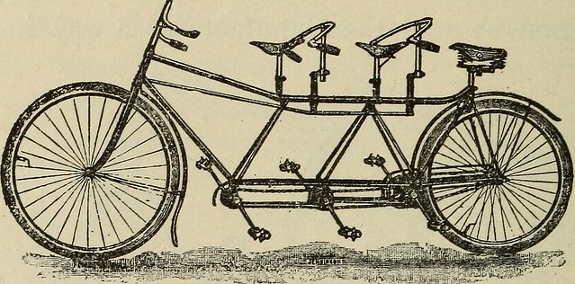 "Image from page 159 of ""Wheels and wheeling; an indispensable handbook for cyclists, with over two hundred illustrations"" (1892)"