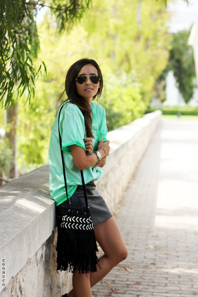 camiseta verde mimmeko coohuco 1