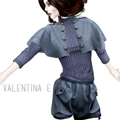 Valentina E. For August FaMESHed!