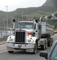Kenworth S2 Tipulator in Lyttleton