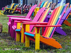 Chairs, benches, seats
