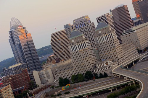 sunset ohio downtown raw cityscape fav50 cincinnati hdr goldenhour 2xp photomatix nex6 sel50f18