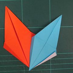 วิธีพับกระดาษเป็นถาดใส่ขนมรูปดาวแปดแฉก (Origami Eight Point Star Candy Tray) 017