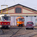 Small photo of Prague transport museum