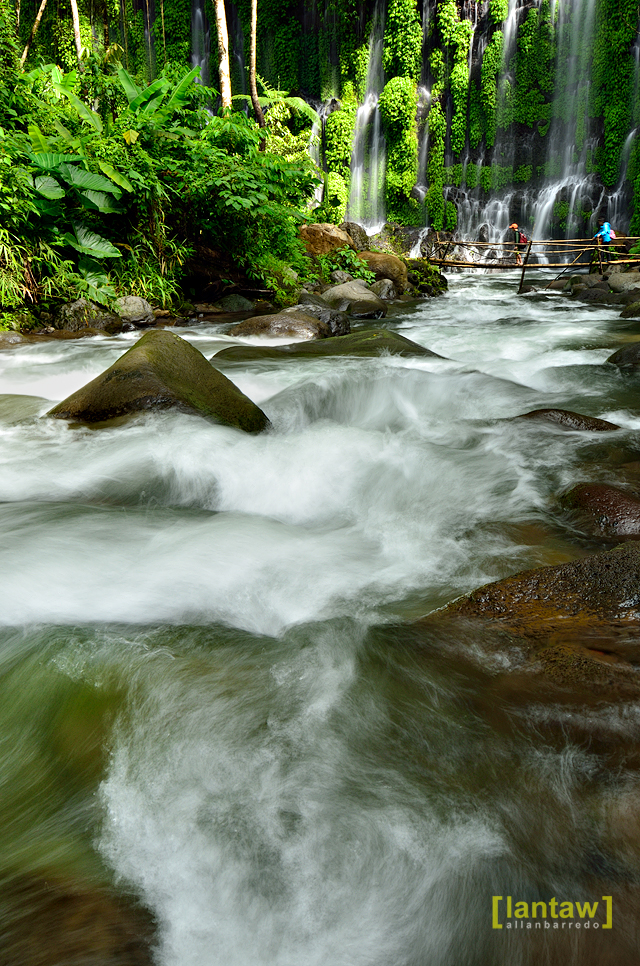 Asik-Asik Falls