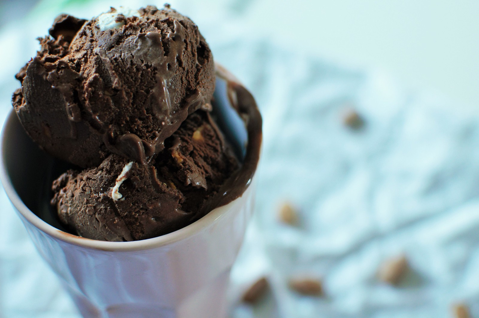 Rocky Road Ice Cream 1