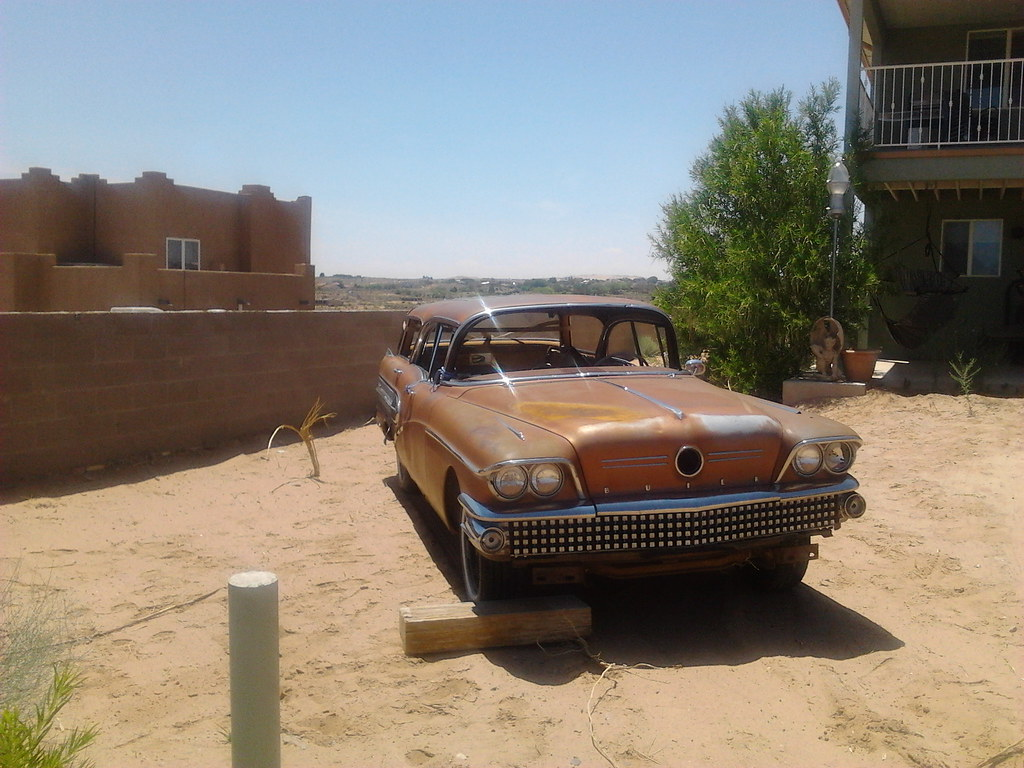 It's a Buick, but it's not something you see very often. Caballero!  14727148174_c1ba41bb5a_b