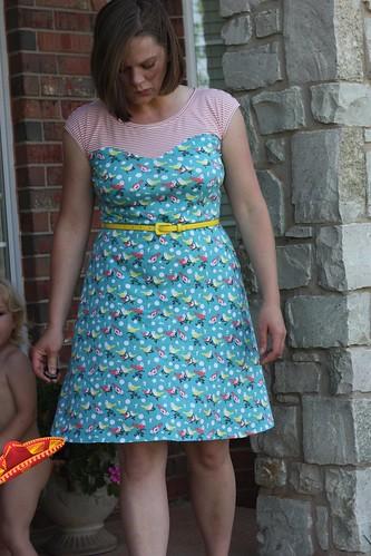 Comino Cap Dress v. 2