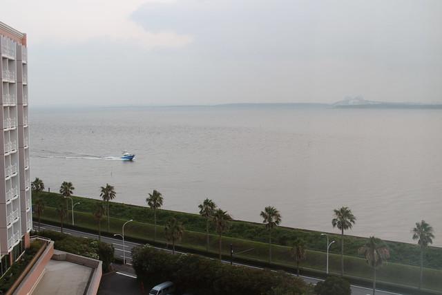 東京ベイ舞浜ホテル_窓から2