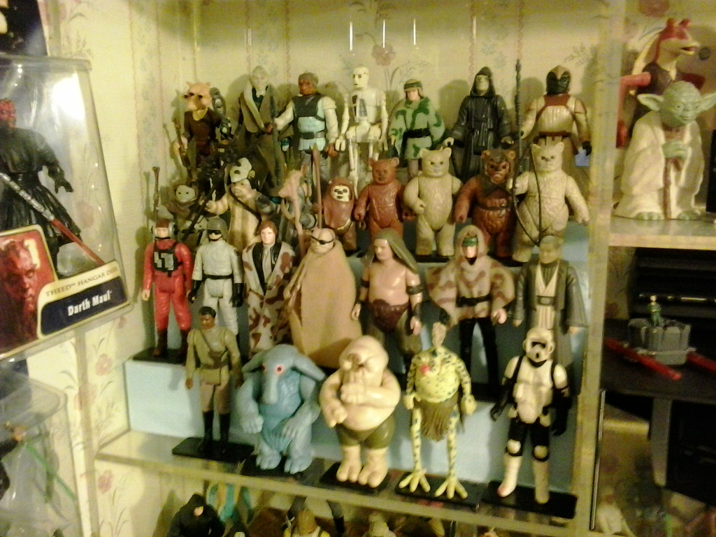 Star Wars Room Change