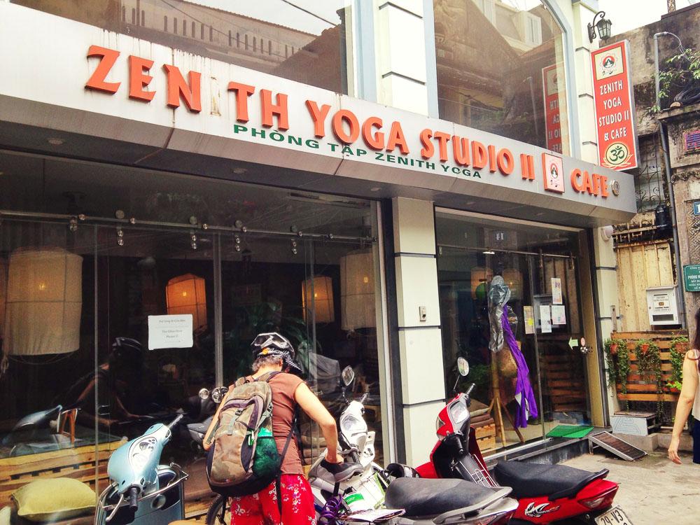 Zenith Yoga Studio II & Café