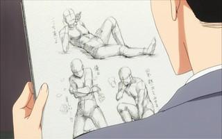 Gekkan Shoujo Nozaki-kun Episode 7 Image 44