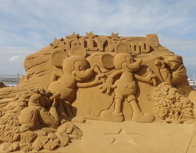 Sculpures sur sable Disney - News Touquet p.1 ! 14770397398_619fbe9503_z