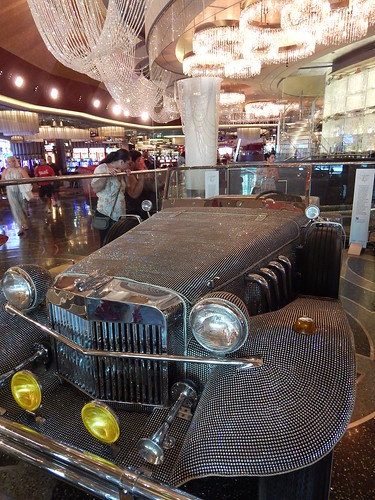 Liberace Car Vegas