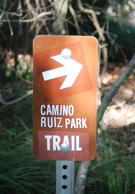 Camino Ruiz Trail