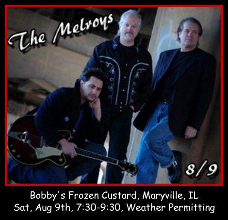 The Melroys 8-9-14