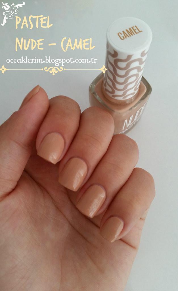 Pastel Nude - Camel