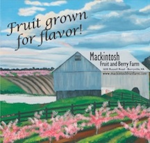 Mackintosh Farm August Peach Festival August 9th B...