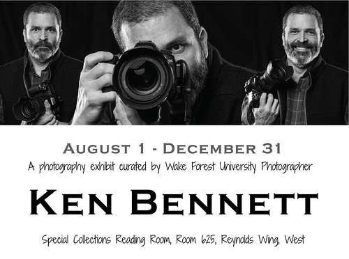 Ken Bennett Exhibit POster