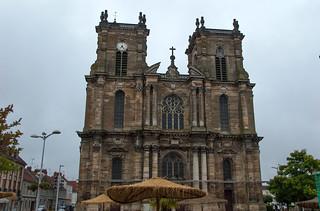 Visite de Vitry le François - Collégiale Notre-Dame de Vitry-le-François