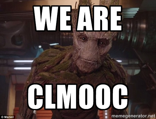 clmooc groot meme