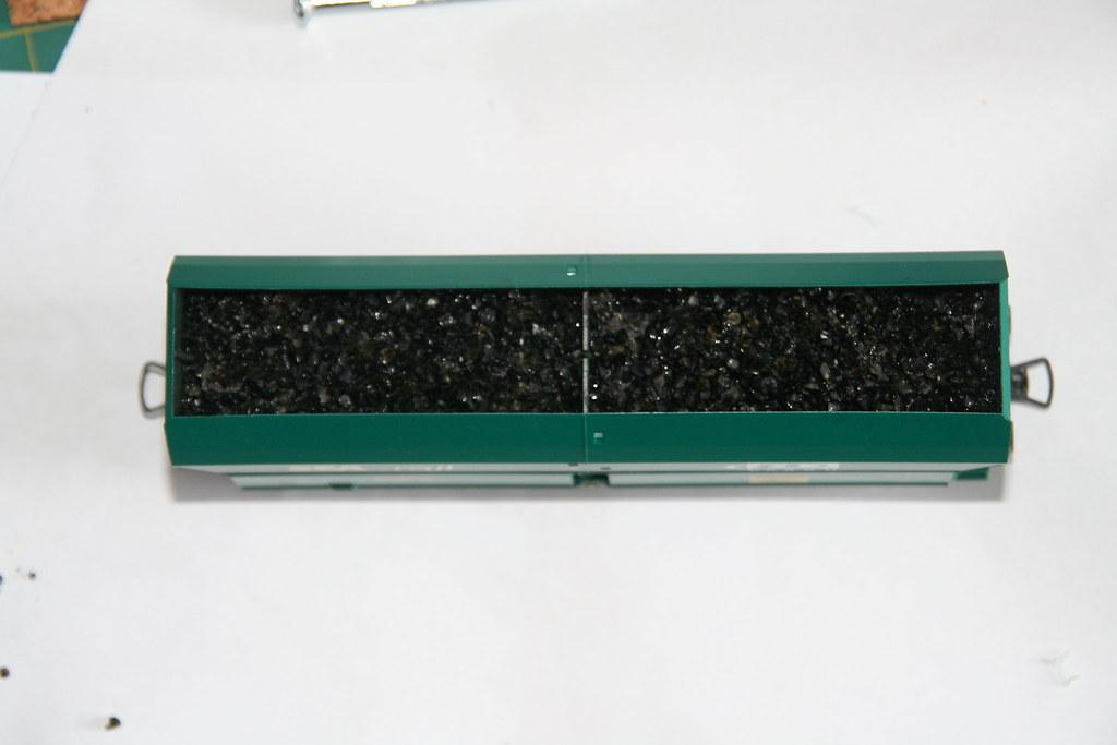 """Chargement de charbon pour wagon de type """"Falns"""" 14833411080_ecd13f824d_b"""