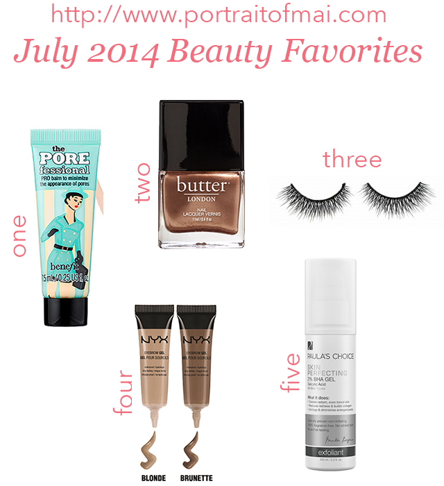july 2014 favorites