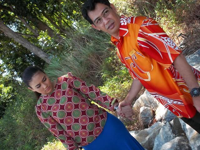 Fasha Sandha dan Rusdi Ramli